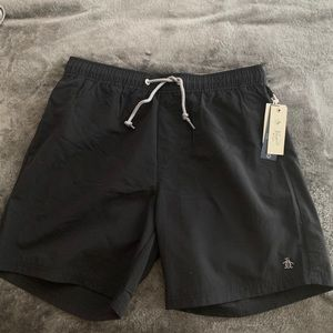 Orginal Penguin Men Swim Shorts *Small